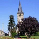 Domjean, l'église Saint-Jean-Baptiste