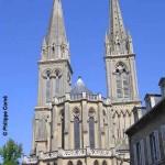 Douvres-la-Délivrande, la basilique Notre-Dame de La Délivrande