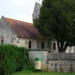 Eterville, l'église