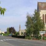 Evrecy, l'église