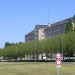 Falaise, le Centre hospitalier général