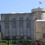 Falaise, le château de Guillaume le Conquérant