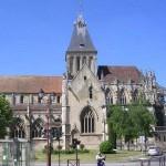 Falaise, l'église Saint-Gervais