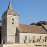 """Fontaine-Henry, l""""église"""