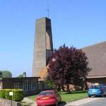 Fontaine-le-Pin, l'église