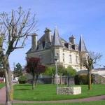 Fontenay-le-Marmion, la mairie