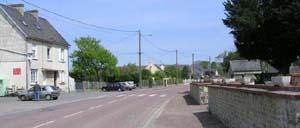 Fontenay-le-Pesnel, ville lettrine