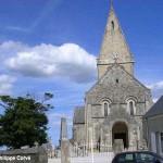 Fresville, l'église