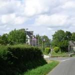Gourbesville, le bourg