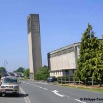 Graignes, l'église