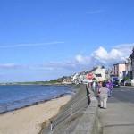 Grancamp-Maisy, le quai du front de mer