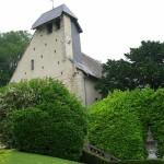 Grangues, l'église