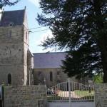 Hémevez, l'église