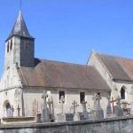 Hérouvillette, l'église