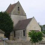 Hubert-Folie, l'église
