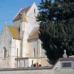 Jort, l'église Saint-Gervais