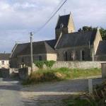 La Bonneville, l'église