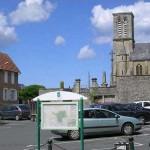 La Cambe, l'église