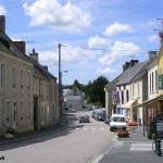 La Cambe, la rue principale
