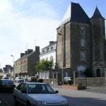 La Haye-du-Puits, la rue principale