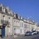 Langrune-sur-Mer, la rue de Verdun