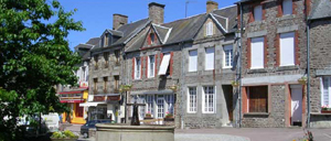 Le Bény-Bocage, ville lettrine