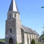 Le Dézert, l'église Saint-Martin