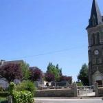 Le Plessis-Grimoult, l'église