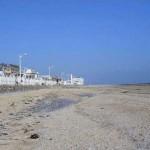 Luc-sur-Mer, la plage