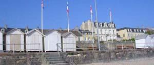 Luc-sur-Mer, ville lettrine