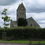 Marchésieux, l'église
