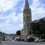 Marigny, l'église