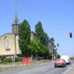 May-sur-Orne, l'église