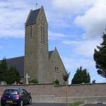 Millières, l'église