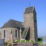 Montjoie-Saint-Martin, l'église
