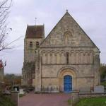 Mouen, l'église