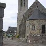 Notre-Dame-de-Cenilly, l'église