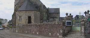 Notre-Dame-de-Cenilly, ville lettrine
