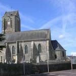 Orglandes, l'église Notre-Dame