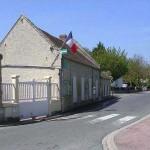 Périers-sur-le-Dan, la mairie