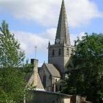 Picauville, l'église