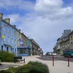 Pont-l'Abbé, le centre ville