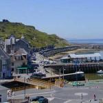 Port-en-Bessin, la ville et le port
