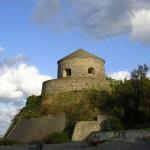 Port-en-Bessin, la tour Vauban