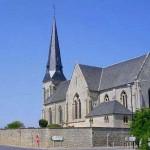 Saint-Aignan-de-Cramesnil, l'église