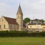 Saint-André-sur-Orne, l'église