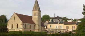 Saint-André-sur-Orne, ville lettrine