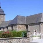 Saint-Charles-de-Percy, l'église