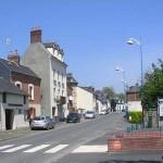 Saint-Désir, le centre ville