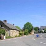 Sainte-Honorine-la-Chardronnette, le centre du bourg